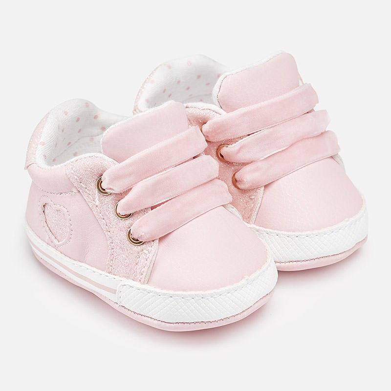 146307adac6 Παπούτσια αθλητικά δέρμα nobuck MAYORAL,9643 ΡΟΖ - MAMY τριόροφο ...