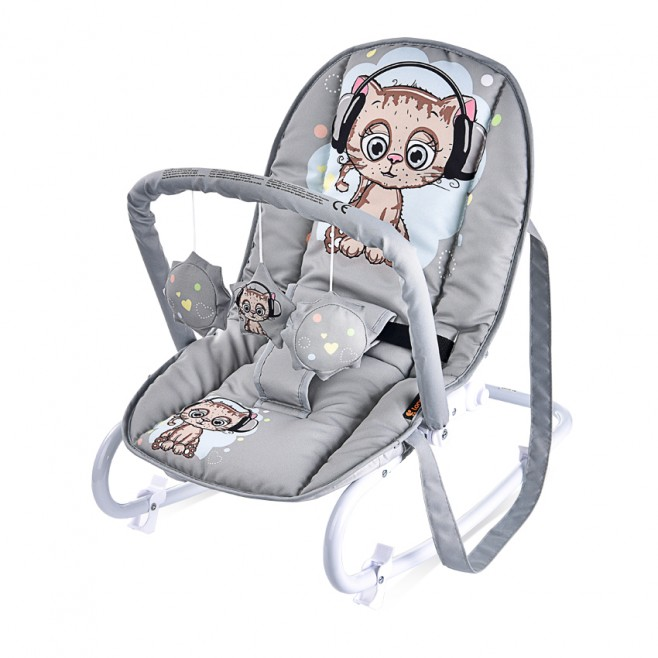 Ρηλαξ Top Relax, Grey Cute Kitten