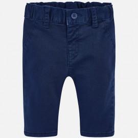 Παντελόνι λοξότσεπο καπαρτινέ Mayoral,,2528 Μπλε