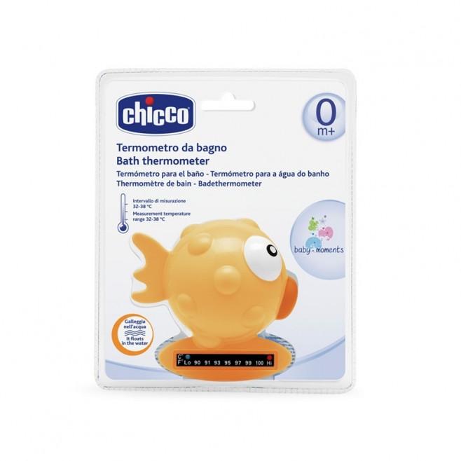 Chicco θερμόμετρο μπάνιου ψαράκι