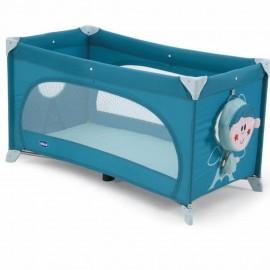 Chicco Κρεβάτι Ταξιδιού Easy Sleep, Light Blue